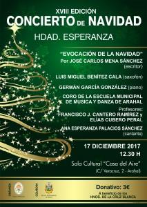 cartel concierto de navidad 2017 FINAL