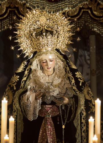 Triduo a Nuestra Señora de las Angustias