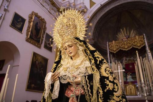 Veneración Nuestra Señora de las Angustias
